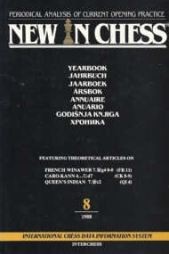 New in Chess Yearbook 8