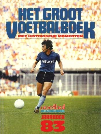 Groot Voetbalboek 83