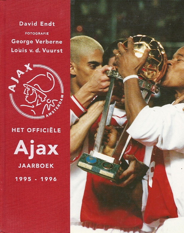Ajax Jaarboek 1995-1996 -He...