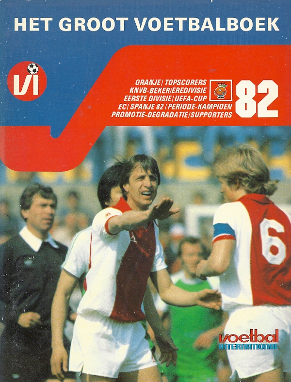 Voetbal International Jaarboek 1982