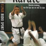 Karate. Kumite-training