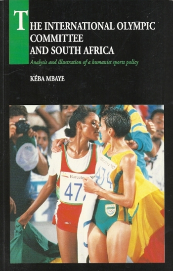 The International Olympic Committee and South Africa
