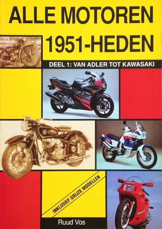 Alle Motoren 1951-Heden Dee...