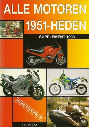 Alle Motoren 1951-Heden Supplement 1993
