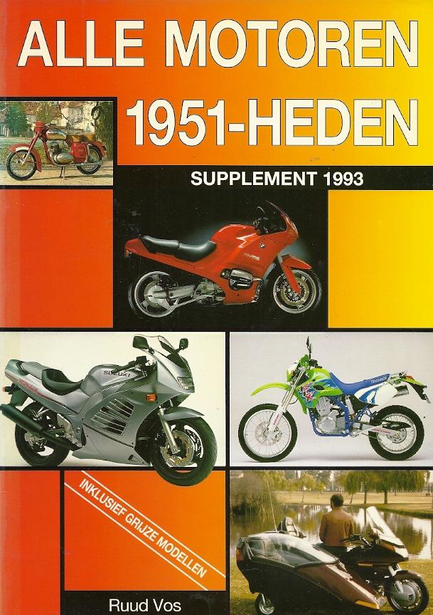 Alle Motoren 1951-Heden Sup...
