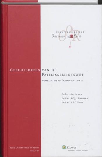 Geschiedenis van de faillissementswet