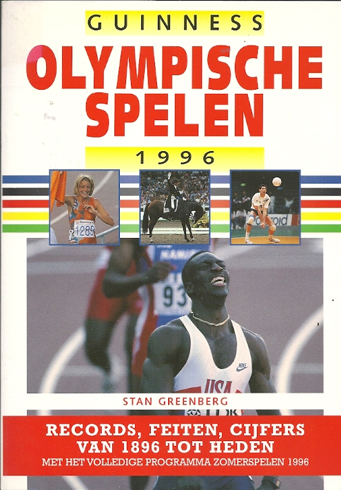 Guinness Olympische Spelen 1996