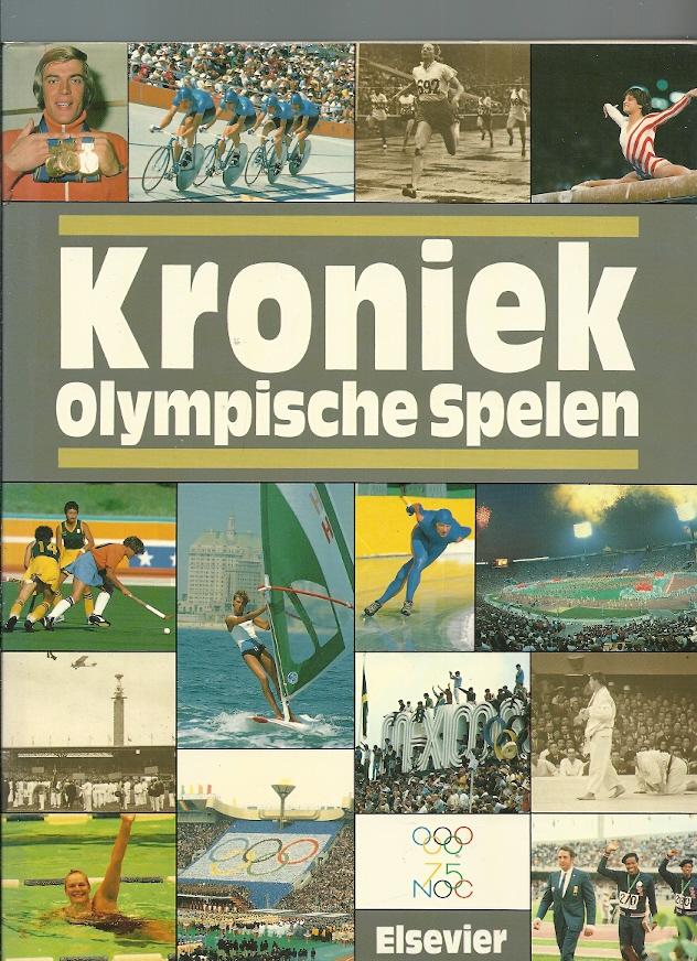 Kroniek Olympische Spelen 75 jaar NOC