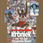 Kroniek van 100 jaar Olympische Spelen 1896-1996