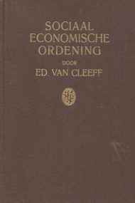 Sociaal-economische ordening