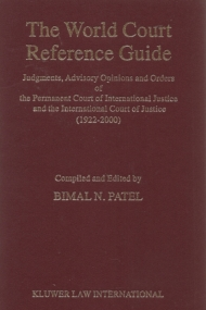 The World Court Reference Guide