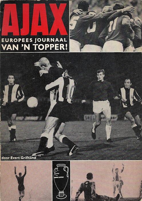 Ajax, Europees journaal van...