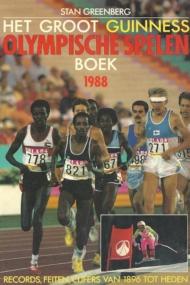 Het Groot Guinness Olympische Spelen Boek 1988