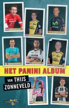 Het Panini-album van Thijs Zonneveld