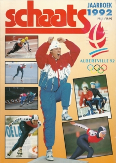 Schaats Jaarboek 1992