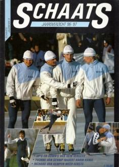 Schaats Jaaroverzicht 86-87