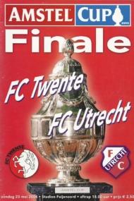 Amstel Cup Finale FC Twente - FC Utrecht 2004