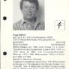 Hugo Simon - Osterreichische Olympia-Mannschaft 1988
