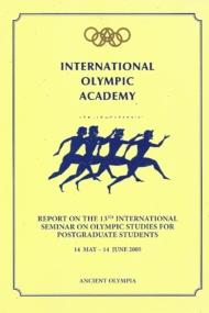 International Olympic Academy 2005