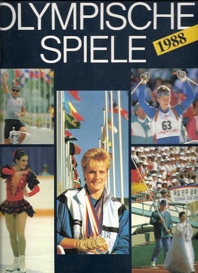Olympische Spiele 1988 Gesamtausgabe. Soul 1988. Spiele der XXIV. Olympiade