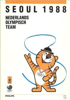 Seoul 1988 Nederlands Olympisch Team