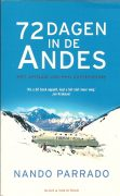 72 dagen in de Andes - Cover
