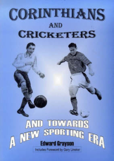 Corinthians and Cricketers - Cover