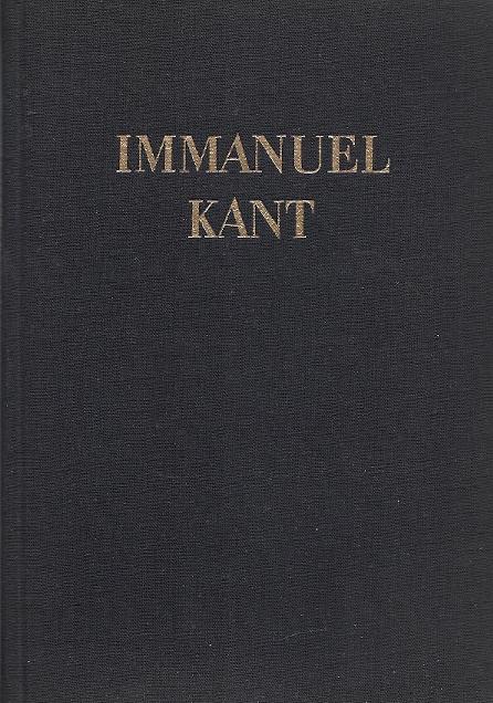 Immanuel Kant - Vorlesungen uber Enzyklopadie und Logik. Band 1