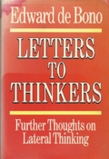 Letters to Thinkers Cover Illustration