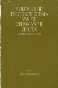 Mijlpalen uit de geschiedenis van de reumatische ziekten Cover