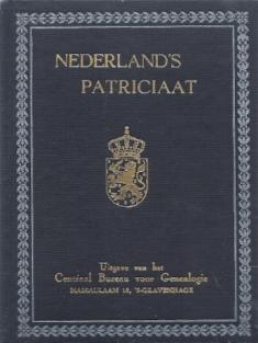 Nederland's Patriciaat 57e Jaargang 1971