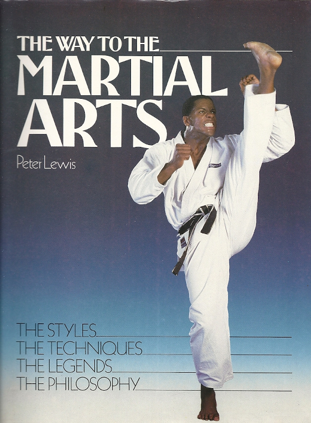 The Way to the Martial Arts - Cover