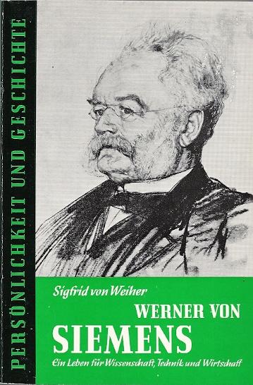 Werner von Siemens Cover