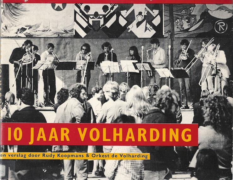Volharding. Tien jaar werken in een progressieve muziekpraktijk