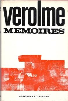 Memoires - Cornelis Verolme