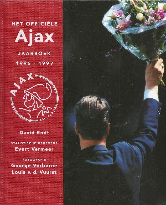 Ajax Jaarboek 1996-1997