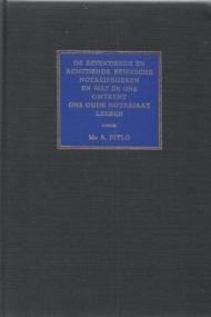 De zeventiende en achttiende eeuwsche notarisboeken