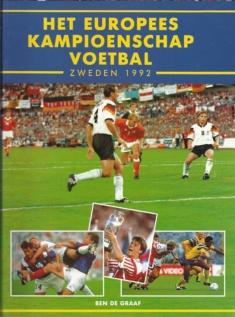 Europees Kampioenschap Voetbal Zweden 1992