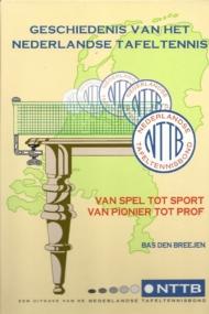 Geschiedenis van het Nederlandse Tafeltennis