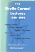 The Sheila Carmel Lectures 1988-1993