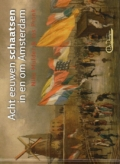 Acht eeuwen schaatsen in en om Amsterdam Cover