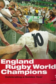 England Rugby World Champions
