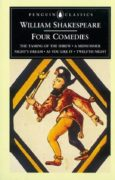 Four Comedies - William Shakespeare