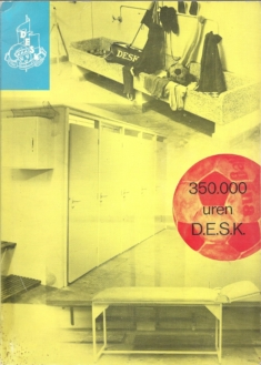 Lustrumboek RKVV DESK 1930-1970