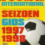 Seizoengids 1997-1998 Voetbal International