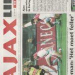 Ajax Life 2001-2002