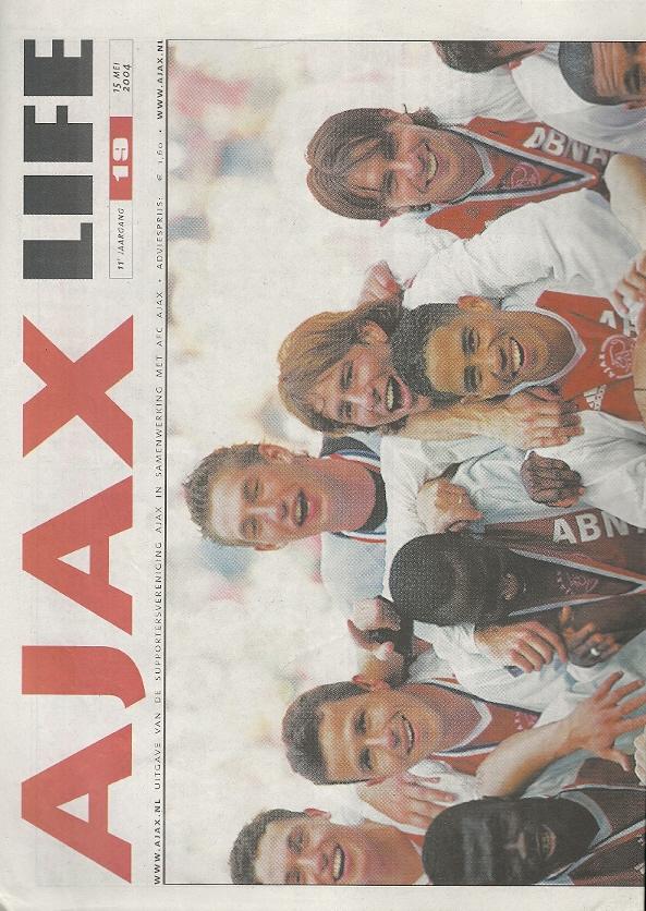 Ajax Life 2003-2004 - 11e J...