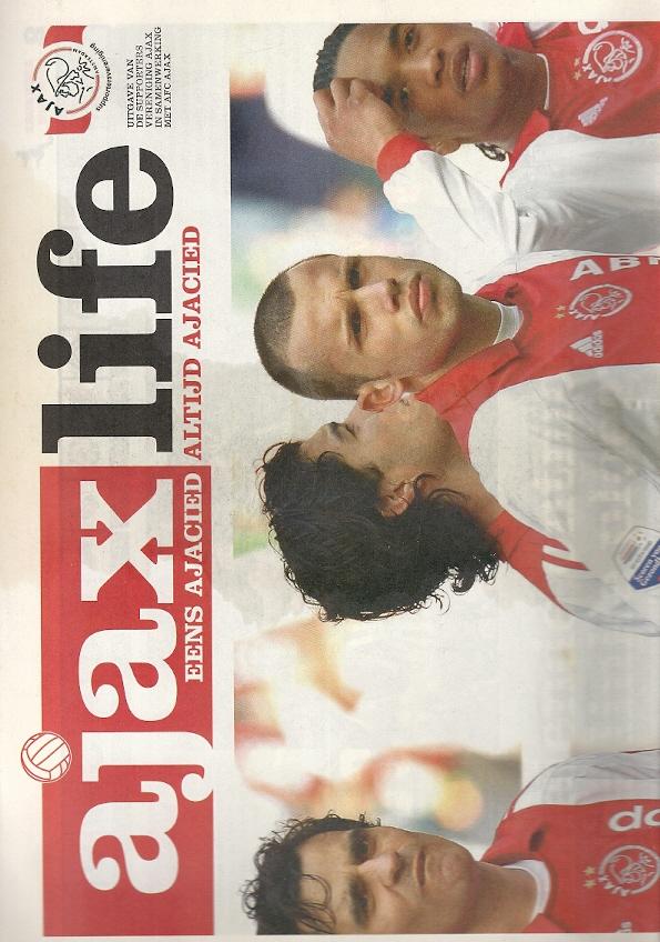 Ajax Life 2007-2008 - 15e J...