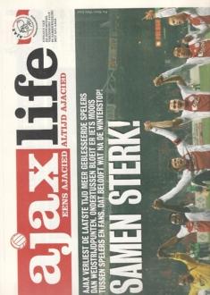 Ajax Life 2008-2009