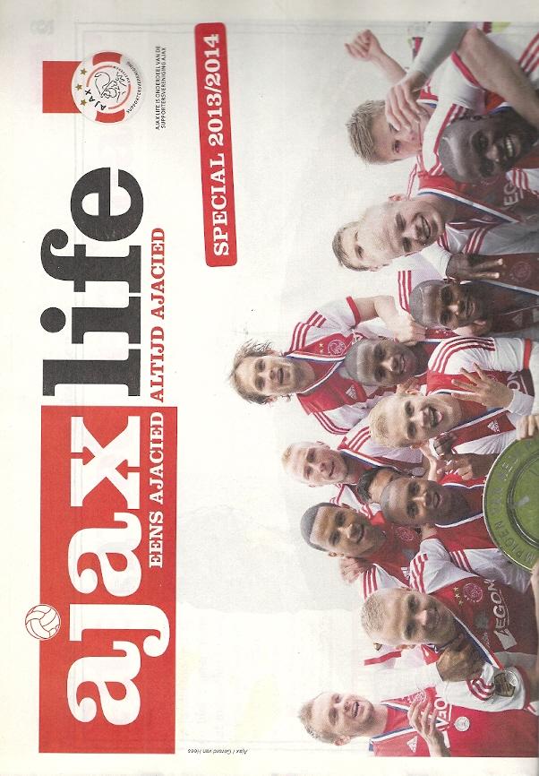 Ajax Life 2013-2014 - 21e J...